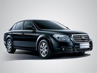 Китайский седан FAW Besturn B70 будет дороже, чем ожидалось