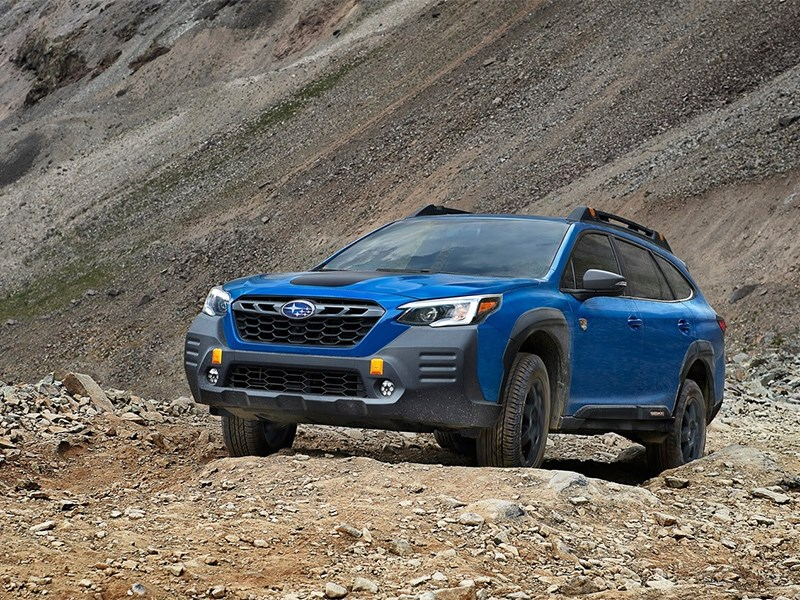 Subaru представила Outback Wilderness