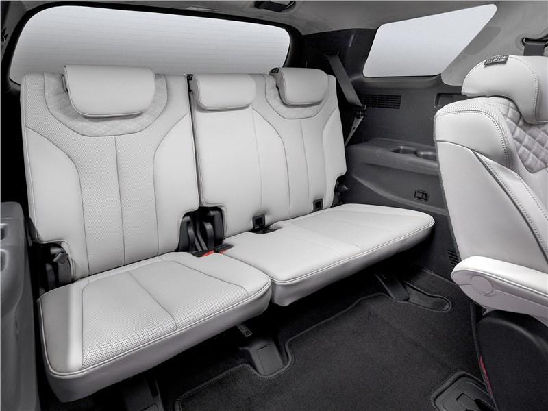 Hyundai Palisade (2020) третий ряд
