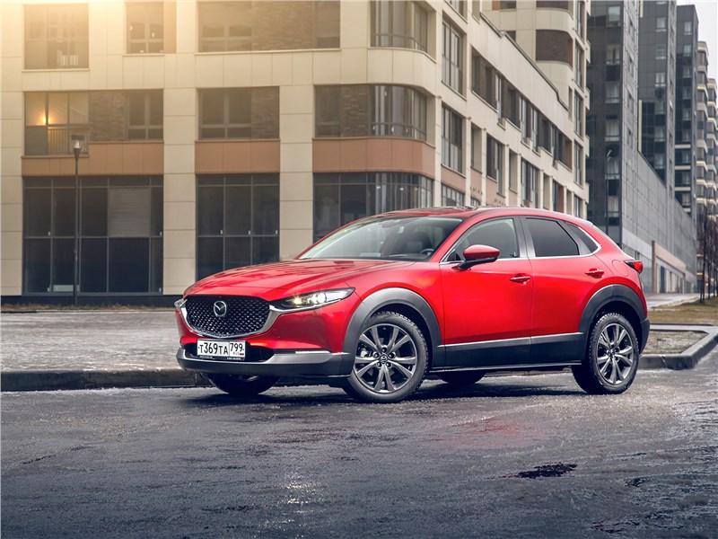 Mazda CX-30 - mazda cx-30 (2020) ноль – не всегда пустое место, это стремится доказать mazda cx-30