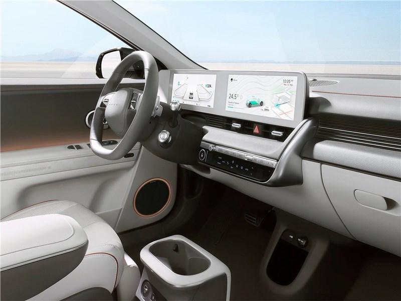 Hyundai Ioniq 5 (2022) салон