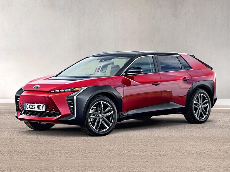 Toyota создаёт отдельный бренд для электромобилей