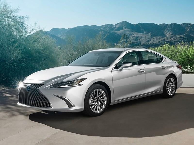 Lexus представил новый ES