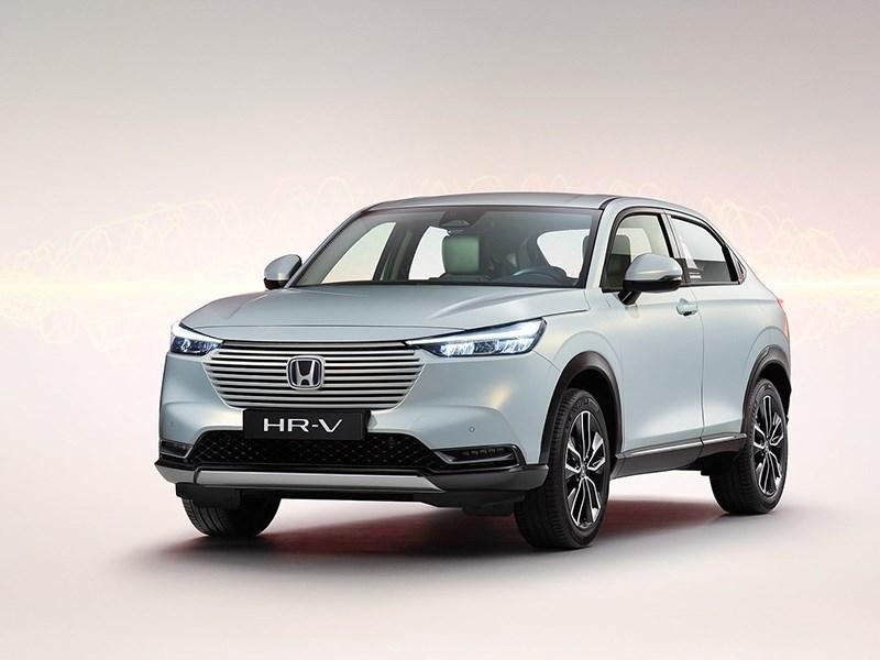 Honda раскрыла характеристики нового HR-V