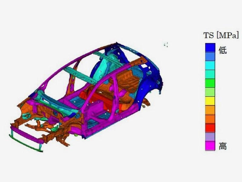 Nippon Steel сравнял вес стальных кузовов машин с алюминиевыми аналогами