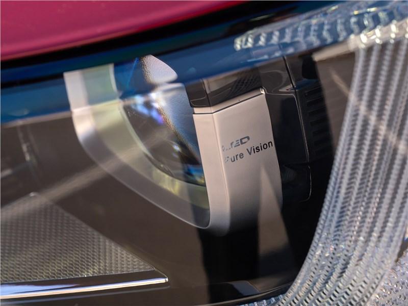 Chery Tiggo 8 Pro (2021) светодиодная передняя оптика Pure Vision