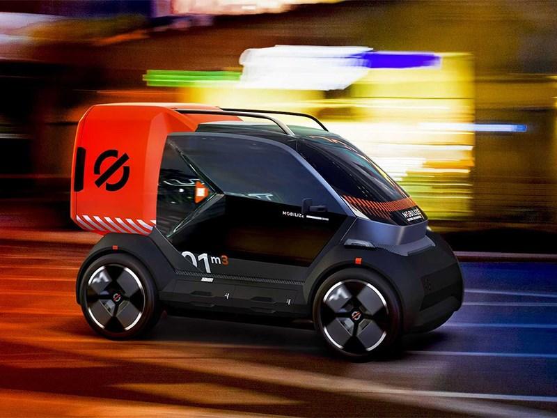 Renault представила семейство компактных автомобилей