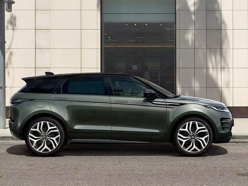 Range Rover представил растянутый Evoque
