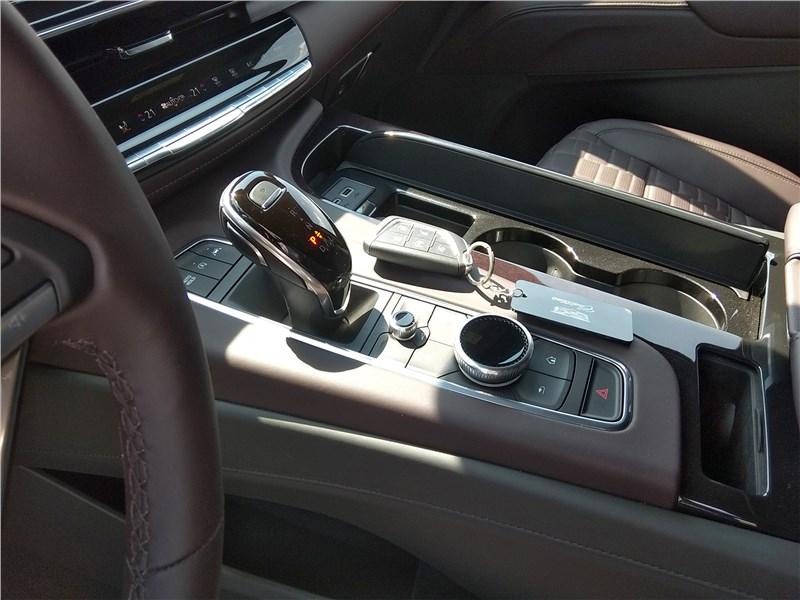 Cadillac Escalade (2021) АКПП