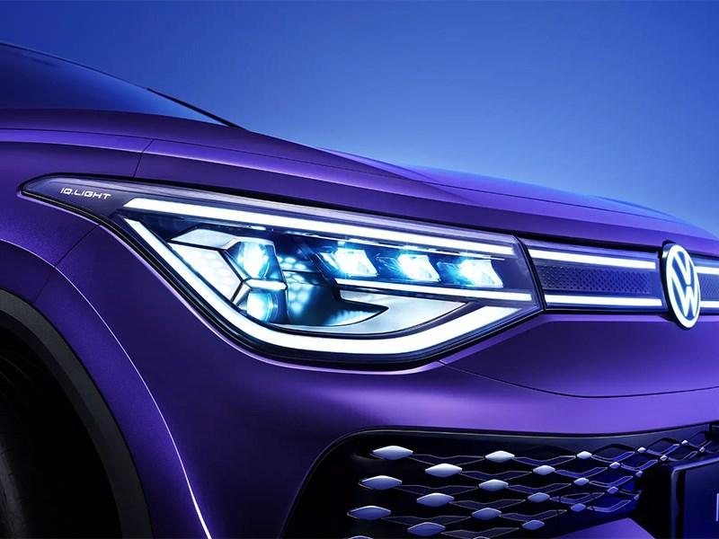 Volkswagen готовится представить самый большой кроссовер