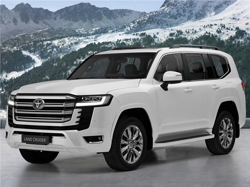 Toyota запретила перепродавать Land Cruiser