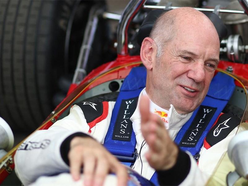 Создатель болидов Формулы-1 работает над собственным спорткаром