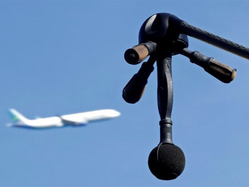 Во Франции тестируют шумовые радары