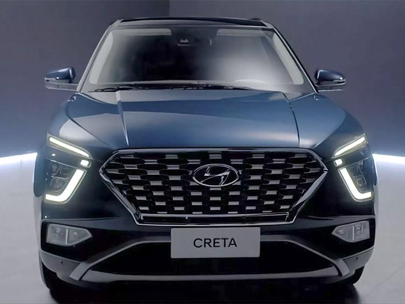 Hyundai Creta обзавелась новым мотором