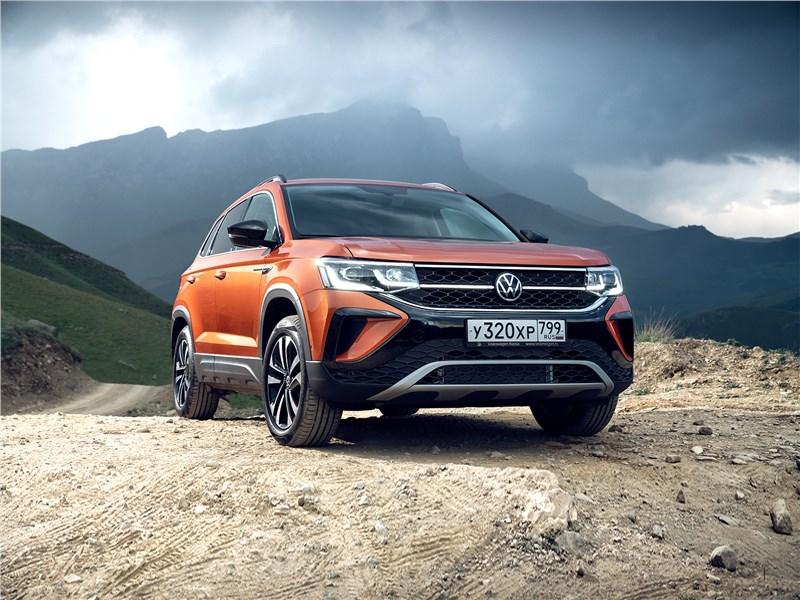 """VW Taos - теперь у """"Карока"""" есть альтернатива"""