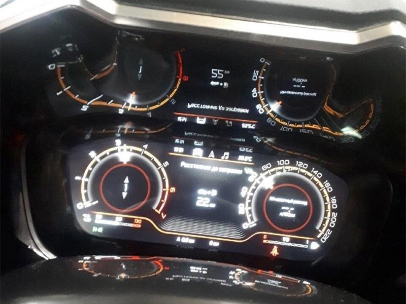 Салон новой Lada Vesta показали публике
