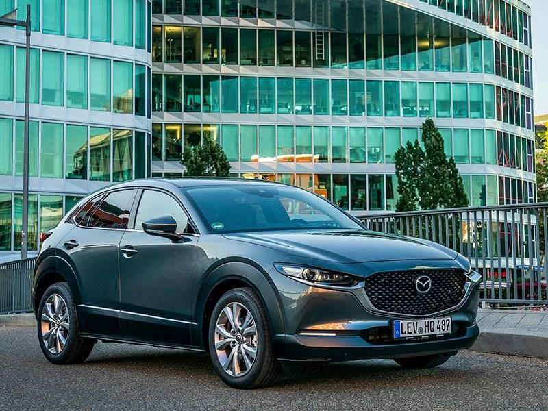 Mazda CX-30 покидает российский рынок.