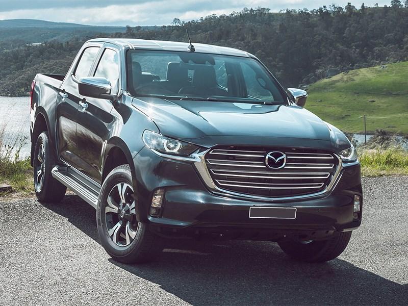 Mazda BT-50 получила новый двигатель