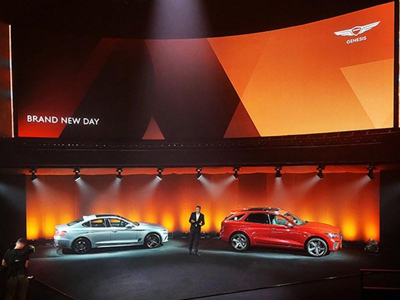 Почему новые Genesis G70 и GV70 похожи на BMW и Bentley одновременно?