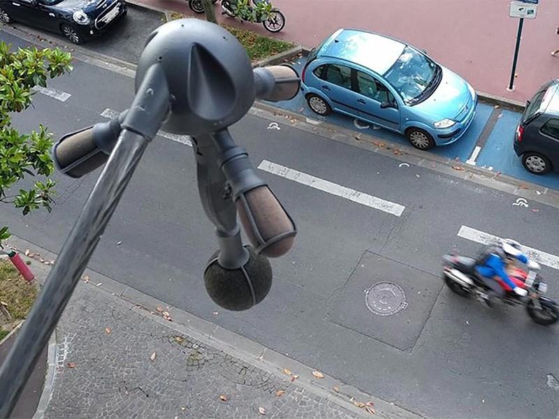 Камеры будут штрафовать водителей за громкие машины