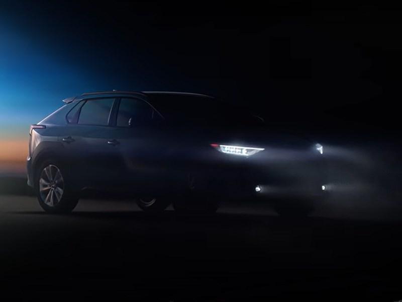 В Subaru анонсировали скорое появление модели Solterra