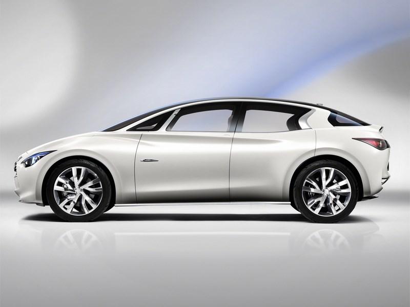 Infiniti представит во Франкфурте концпет-кар Q30 для нового поколения