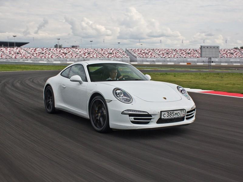 Porsche 911 Carrera 4S - porsche 911 carrera 4s 2012 вид спереди