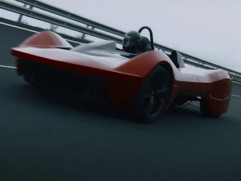 В Индии представили национальный суперкар, который может стать самым быстрым в мире