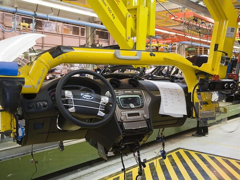Всеволожский завод Ford приостанавливает производство