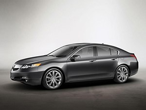 Acura в следующем году представит новый седан TLX