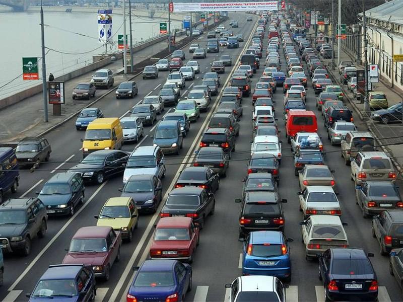 Московские чиновники посчитали «лишние» автомобили