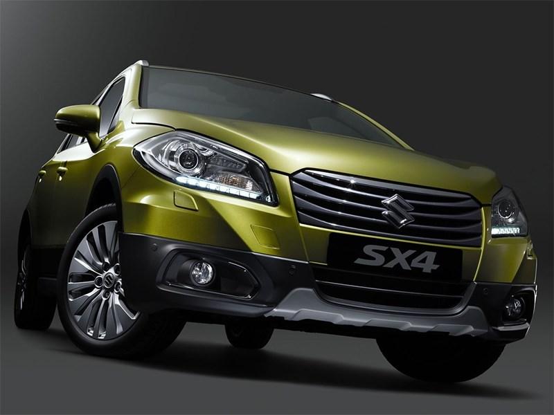 В Венгрии стартовало производство кроссовера Suzuki New SX4