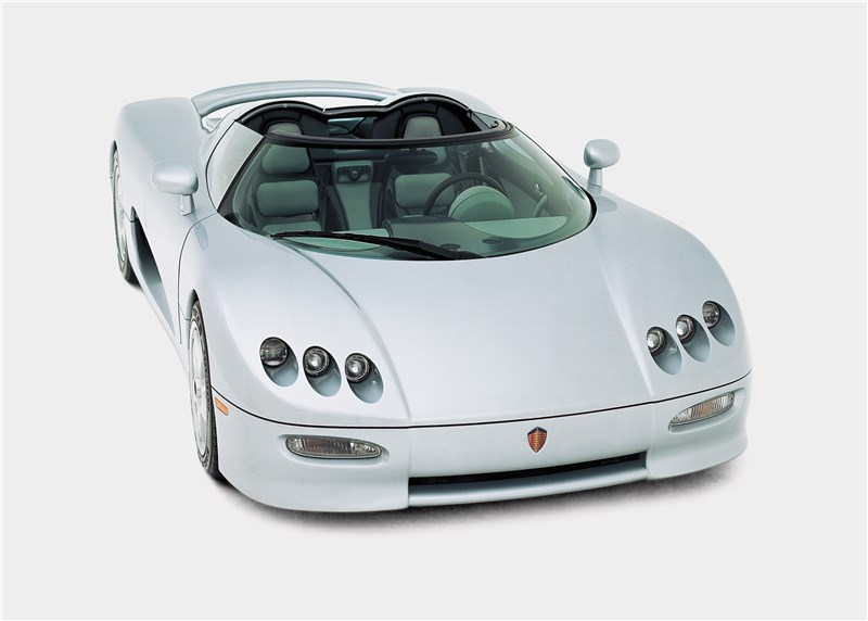 Koenigsegg CC 1998