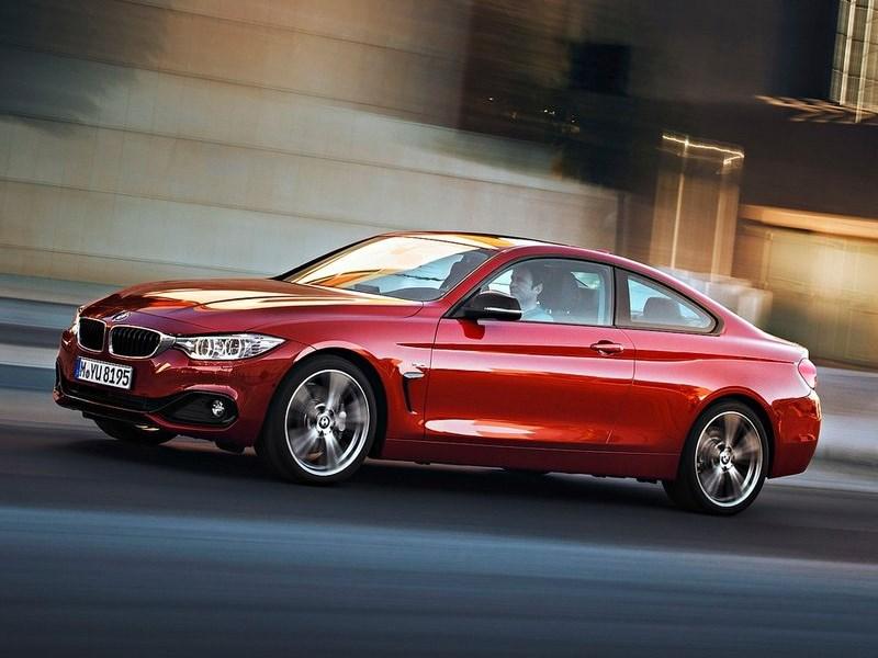 Купе BMW 4-series выходит на российский рынок