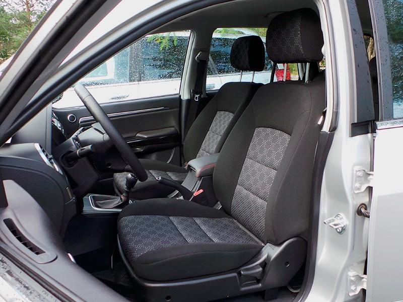 Great Wall Hover H3 2014 передние кресла