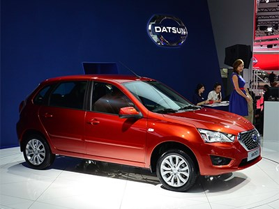 Состоялась официальная премьера второй модели Datsun для российского рынка