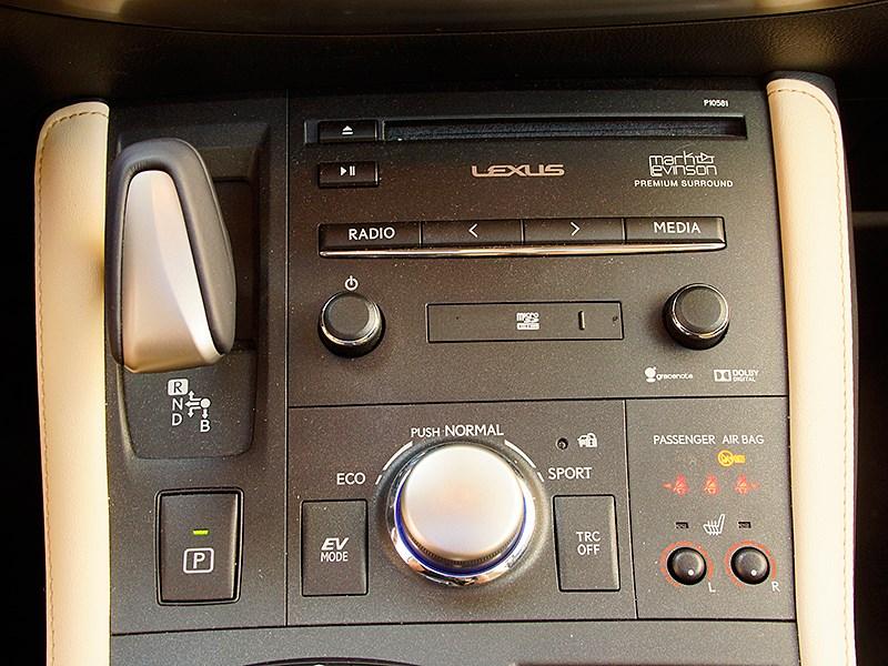 Lexus CT 200h 2014 Селектор выбора направлений движения