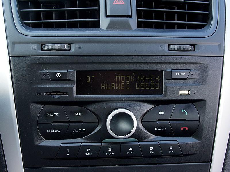 Datsun on-DO 2014 магниотла
