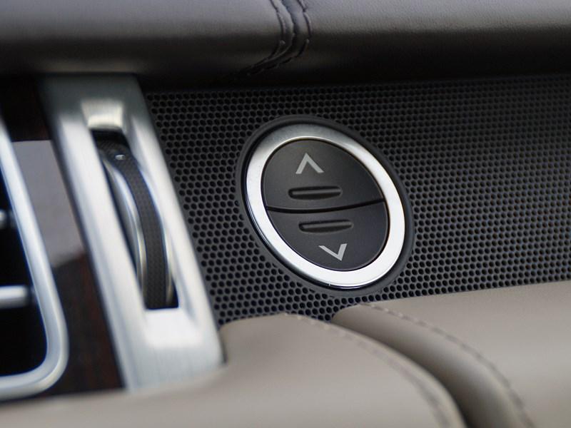 Range Rover LWB 2014 кнопки открывания перчаточных ящиков