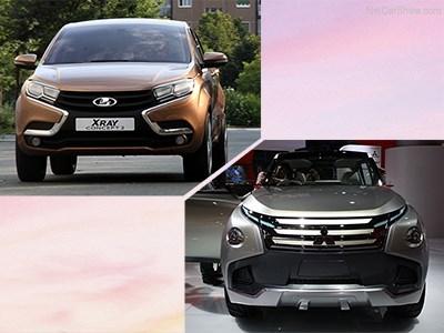 «АвтоВАЗ» обвиняет Mitsubishi в плагиате