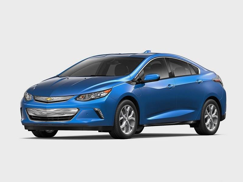 Новый Chevrolet Volt - Chevrolet Volt 2016 Озеленение