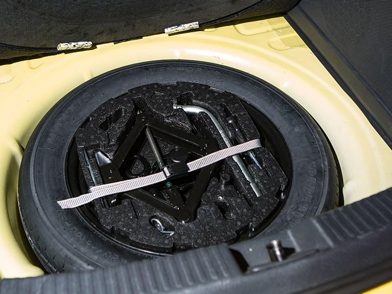 """Volkswagen Beetle 2015 """"запаска"""""""