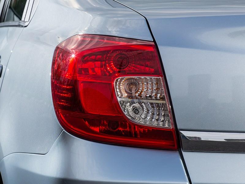 Datsun on-DO 2014 задний фонарь