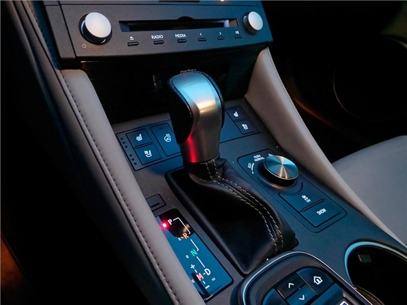 Lexus RC F Sport 2014 АКПП