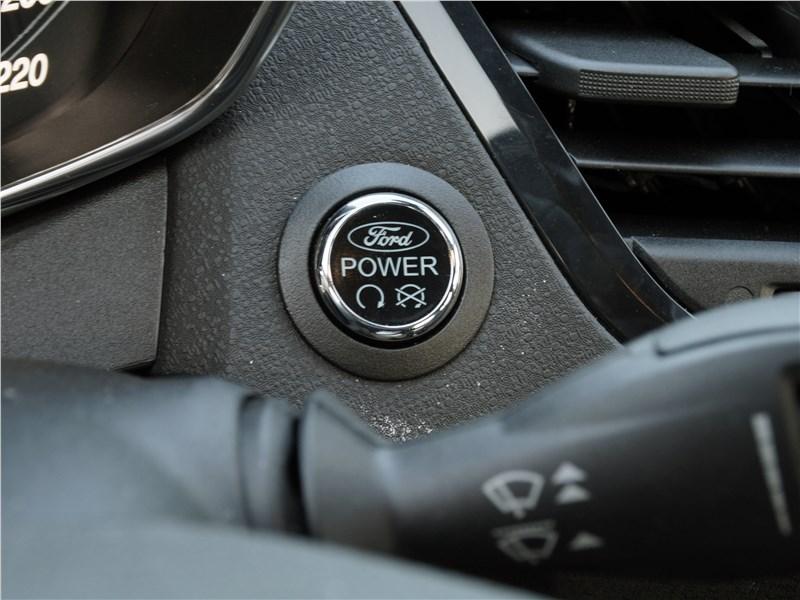 "Ford Fiesta sedan 2015 кнопка ""старт-стоп"""