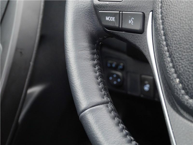 Toyota Corolla 2017 руль