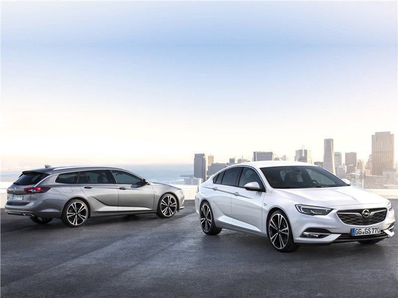 Opel Insignia Sports Tourer 2018