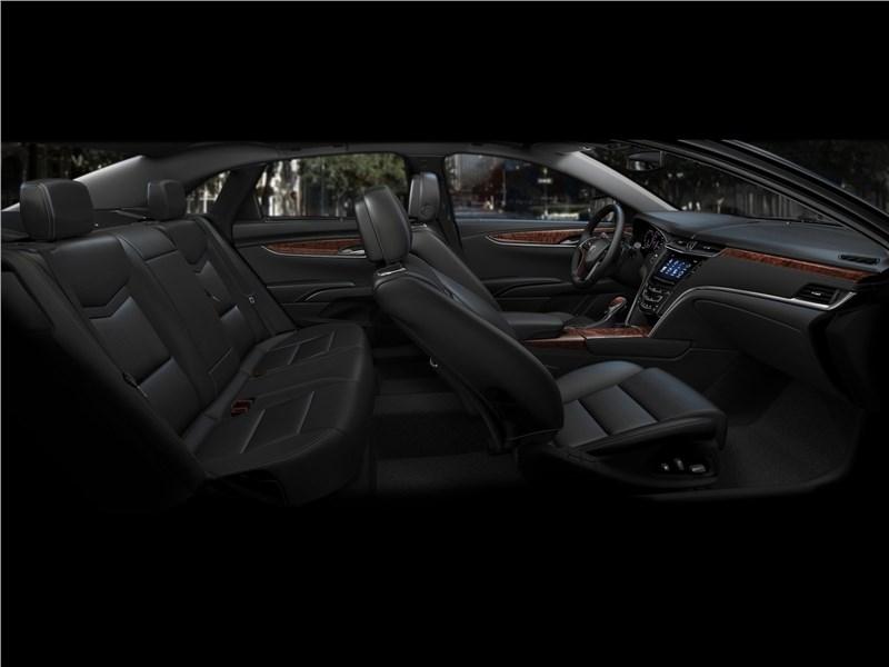 Cadillac XTS 2013 салон