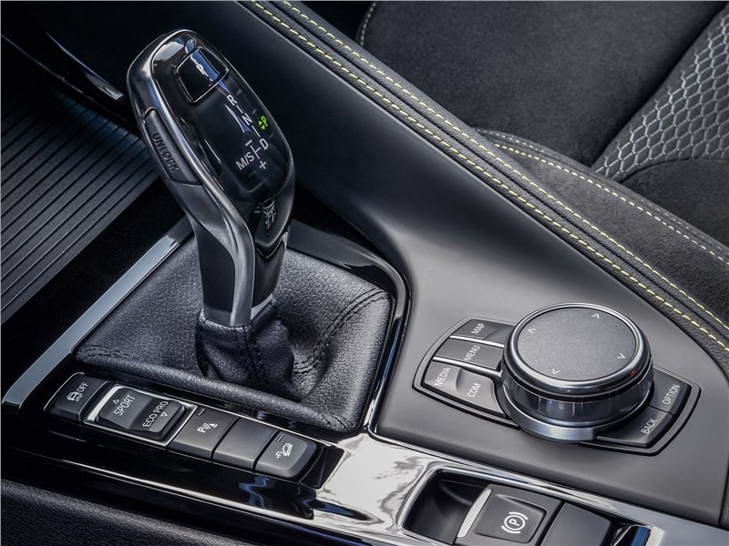 BMW X2 2019 АКПП