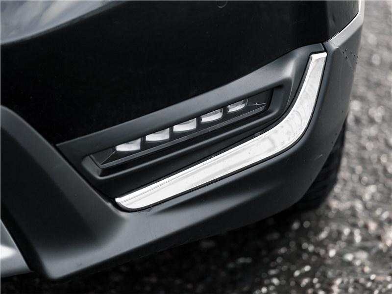 Honda CR-V 2017 светодиоды